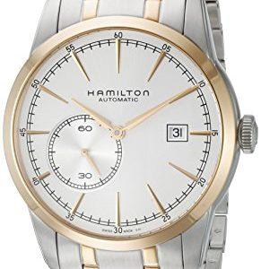 HAMILTON-RELOJ-DE-HOMBRE-AUTOMTICO-41MM-CORREA-DE-ACERO-DOBLE-TONO-H40525151-0-1