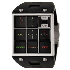 Hamilton-American-Classic-Timeplayer-con-forma-de-reloj-infantil-de-cuarzo-para-hombre-H51511331-0-3