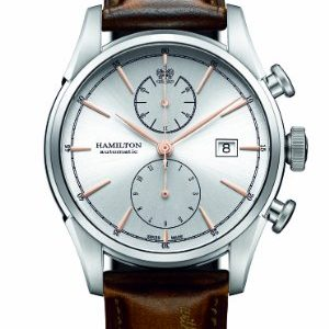 Hamilton-H32416581-Reloj-para-hombres-correa-de-acero-0-2
