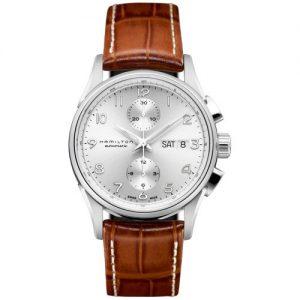 Hamilton-H32576555-Reloj-correa-de-cuero-0-2