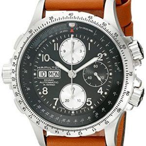 Hamilton-H77616533-Reloj-de-hombre-automtico-negro-0-1