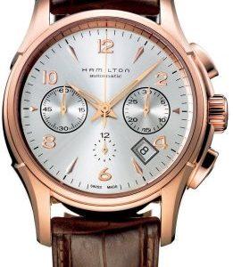 Hamilton-Jazzmaster-Auto-Chrono-Rose-reloj-de-oro-H32646555-0-2