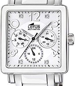 Lotus-Ladies-157381-Reloj-de-Pulsera-para-mujeres-Con-elementos-de-cermica-0