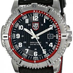 Luminox-6265-Reloj-para-hombres-correa-de-cuero-color-negro-0