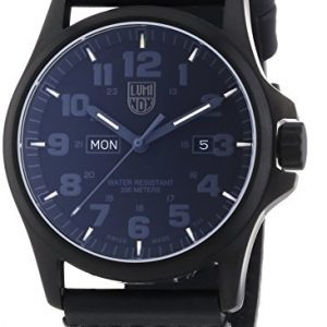 Luminox-Reloj-de-hombre-cuarzo-analgico-de-XL-1921-BO-Piel-0