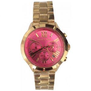 Michael-Kors-MK5924-Reloj-de-pulsera-para-mujer-39-mm-caja-y-correa-de-acero-de-color-dorado-0