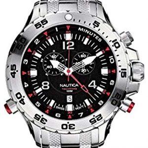 Nautica-A36500G-Reloj-analgico-de-caballero-de-cuarzo-0