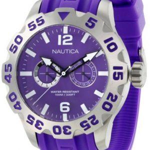 Nautica-N16609G-Hombres-Relojes-0