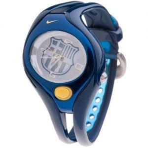 Nike-WD0085431-Reloj-con-correa-de-acero-para-nios-color-azul-gris-0