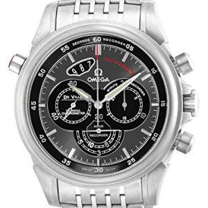 Omega-42210445106001-Reloj-correa-de-acero-inoxidable-0