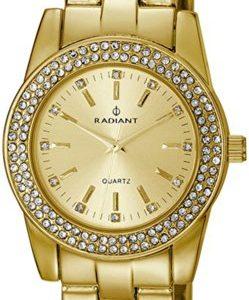 Radiant-RA266202-Reloj-para-mujer-con-correa-de-acero-color-dorado-gris-0