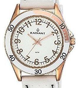 Radiant-Reloj-de-mujer-chapado-en-rosado-correa-de-caucho-color-blanco-RA168608-0