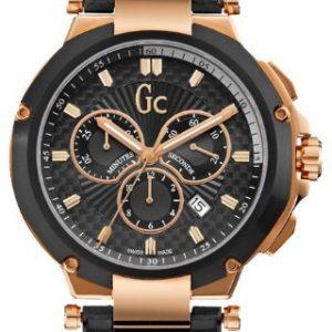 Reloj-Guess-Collection-Gc-Executive-X66003g2s-Hombre-Negro-0