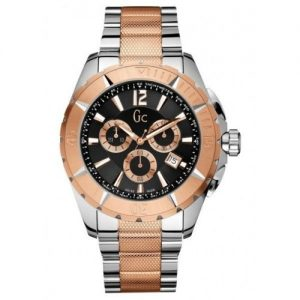 Reloj-Guess-Collection-Gc-Sport-Class-Xxl-X53003g2s-Hombre-Negro-0