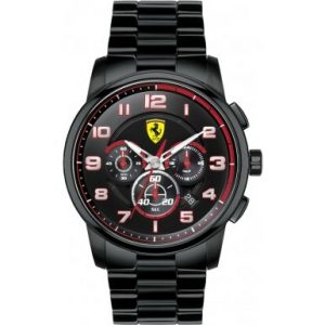 Scuderia-Ferrari-0830054-Reloj-para-hombres-color-negro-0