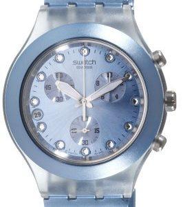 Swatch-DIAPHNE-Reloj-analgico-de-mujer-de-cuarzo-con-correa-de-acero-inoxidable-azul-0