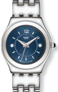 Swatch-Reloj-de-mujer-de-cuarzo-correa-de-acero-inoxidable-color-plata-0