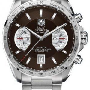 TAG-Heuer-Reloj-de-pulsera-hombre-acero-inoxidable-color-gris-0
