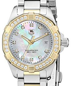 Tag-Heuer-Mother-of-Aquaracer-etiqueta-de-perlas-con-esfera-reloj-de-Mujer-way1453-bd0922-0