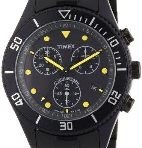 fd624a91def3 Timex-T2N866D7-Reloj-crongrafo-de-cuarzo-unisex-con-