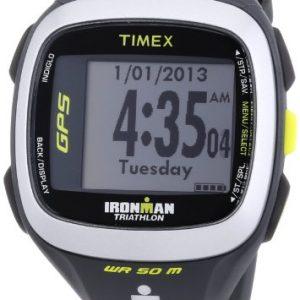 834a02a25cf5 Timex Timex Ironman Run Trainer 2.0 GPS HRM T5K743 – Reloj digital de  cuarzo unisex