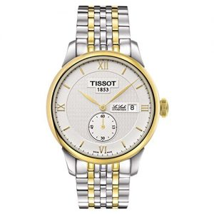 Tissot-Le-Locle-Mens-39mm-Multicolor-Steel-Bracelet-Case-Watch-T0064282203801-0