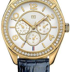 Tommy-Hilfiger-1781270-Reloj-de-pulsera-mujer-piel-color-azul-0