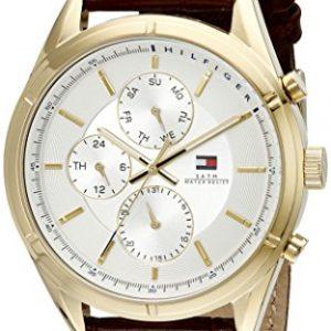 Tommy-Hilfiger-De-los-hombres-Analgico-Casual-Cuarzo-Reloj-1791127-0
