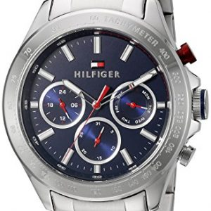 Tommy-Hilfiger-De-los-hombres-Analgico-Casual-Cuarzo-Reloj-1791228-0