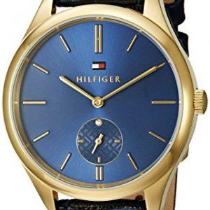 Tommy-Hilfiger-Mujer-1781575-analgico-pantalla-Cuarzo-Azul-Reloj-0