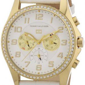 Tommy-Hilfiger-Watches-Taylor-1781280-Reloj-analgico-de-cuarzo-para-mujer-correa-de-cuero-color-blanco-0